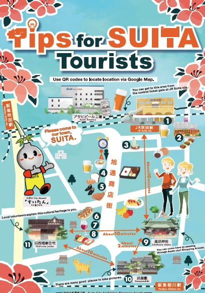Tips for SUITA Tourists